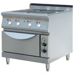 Freestanding Keuken strekt zich het Koken van de Inductie uit