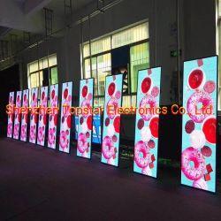 Binnen Binnen LEIDEN van de Spiegel van de Vertoning van de Affiche van de Reclame P2.5/P3 Aanplakbord