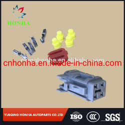 Étanche à 4 broches femelle du connecteur de fil Auto 7123-7444-40