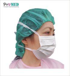 Il CE, EN14683 ha approvato il rifornimento medico Nonwoven/PP EN14683: 2014 tipo IIR, tipo maschera di protezione chirurgica a gettare di II