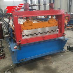 Automatisches hydraulisches großes Lichtbogen-Dach-Panel, das Maschine herstellt