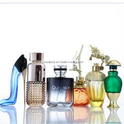 Os fabricantes de moda de vidro frascos de perfume personalizada