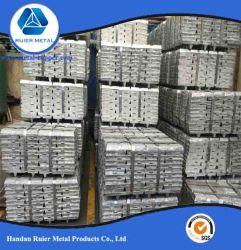 工場価格との販売のための亜鉛インゴット99.995の純度