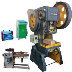 prensa eléctrica mecánica/ Punzonadoras/mecánico manual prensa eléctrica Jc23-6.3t