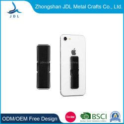 カスタム携帯電話ホルダスタンドリング携帯電話リングレザーフィンガーホルダー( 01 )