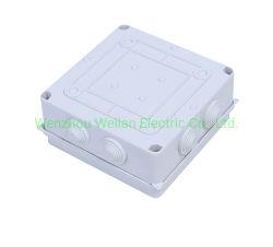 Boîtier en plastique étanche électronique des dossiers Boîte de raccordement électrique
