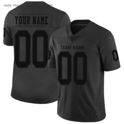 Nouveau modèle Oakland de tissus textiles à l'humidité BREATH Vêtements de football