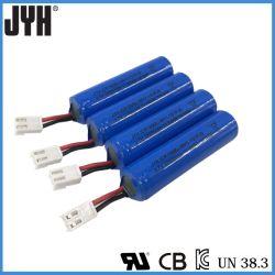 3200mAh 18650李イオン電池セル円柱リチウムイオン電池のパック