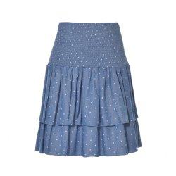 Laceworkの女性スカートの女性の毎日の普段着の新式のスカート