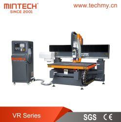 Berufsmaschinerie lieferant CNC-Router&Engraving für das Zeichen-Funktion/Aluminium/Acryl-/Plastik-/Bekanntmachen/Copper/PVC