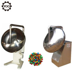 ステンレス鋼チョコレート磨く機械
