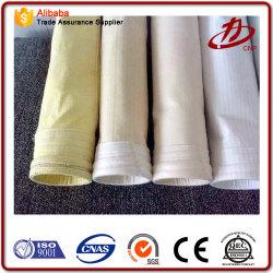 PPS+ filtre en tissu PTFE Sacs pour collecteur de poussière dans l'application de l'Incinérateur