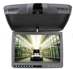 Montage sur toit de voiture de 12 pouces Moniteur de DVD et lecteur de DVD de gros SD/USB