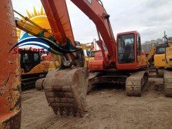 Utilisé du matériel de construction excavateur hydraulique Doosan excavatrice chenillée DH220LC-7