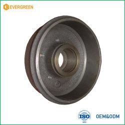 Серого чугуна литье в песчаные формы железный кронштейн с ISO 9001