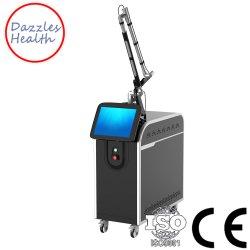 세륨 귀영나팔 제거 기계를 위한 승인되는 기계 피코세컨드 Laser Pico
