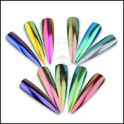 Otticamente pigmento del Chameleon del Rainbow del bicromato di potassio di Colorshift per bellezza del chiodo