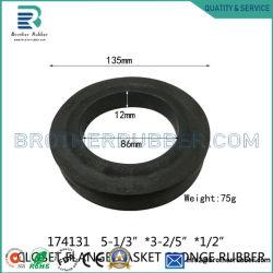 Guarnizione di gomma di plastica del PE PTFE della guarnizione ad alta pressione su ordinazione della flangia
