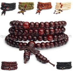 Il cinese di legno di vendita calda dell'OEM borda il braccialetto