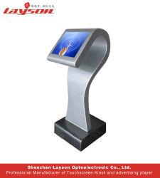 13.3/15.6/17/19/22/32/43/49/55/65 voedsel die tot de Kiosk van het Scherm van de Aanraking van de Zelfbediening met de Betaling van de Rekening opdracht geven, Adverterend Vertoning, Touchscreen LCD van de Monitor Digitale Signage