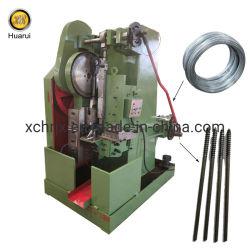 Automatische verticale schroefrolmachine voor machines voor het maken van stangschroeven