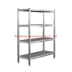 高品質のステンレス鋼の多層記憶の棚