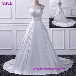 Späteste Form-Luxuxqualitäts-Hochzeits-Kleid