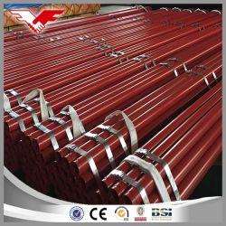 鉄の鋼鉄ASTM A53クラスBのRal3000絵画が付いているSch10及びSch40消火活動の管の材料及び消火栓の立場の管