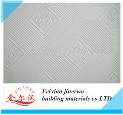 Plaques de plâtre en PVC Conseil/les carreaux de plafond595*595