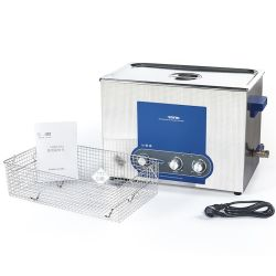 주입 몰드, 의료, 도구 세척을 위한 기계식 초음파 클리너