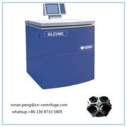 De hoge Prestaties centrifugeren voor het Medische Gebruik van /Laboratory