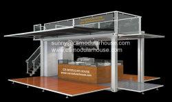 커피숍 컨테이너 / 모듈식 커피숍 / 접이식 커피숍