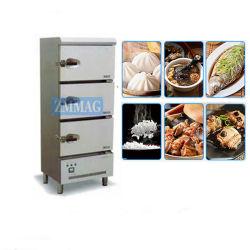 Gas-chinesische Nahrungsmitteldampfer-Geräte (ZM-Q3-9X)