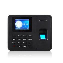 Tiempo de huellas digitales del sistema de asistencia con el poder de copia de seguridad