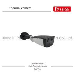 Macchina fotografica di misurazione dell'Doppio-Indicatore luminoso di temperatura del fronte di registrazione di immagini termiche di Anti-Epidemia