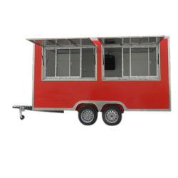 بيتزا طعام مقطورة طعام حافلة قرم متحرّك شاحنة تجهيز مطبخ تجاريّة مع تجهيز