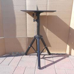 Trois paires projecteur portable flexible réglable trépied titulaire stand Support de montage 90-170cm 40*30cm de plus gros de métaux l'ordinateur portable de bac