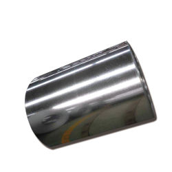 JIS G3302 SGCC China Material de construcción de la bobina de acero galvanizado Gi