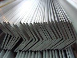 Hoekstaal van Roestvrij staal 321 van de bouw het Structurele Milde