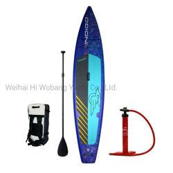 Isup производитель надувной воздушный плата деревянные доски для серфинга Longboard