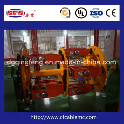 Máquina de encalladura planetaria del precio de fábrica para el alambre y el cable