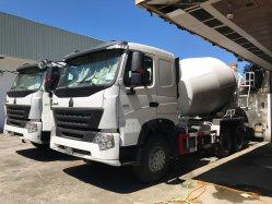 L'UE-2 Sinotruk A7 371PS 10cbm camion mélangeur