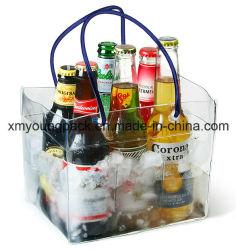 Fördernder wasserdichter Bierflasche-Kühlvorrichtung-Plastikbeutel