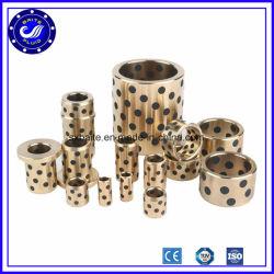 Hydrozylinder-Gussteil-Bronzen-Flansch-Peilung mit festem Schmiermittel