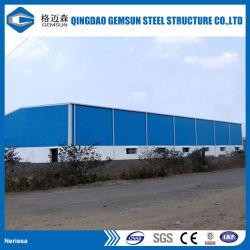 Vorfabrizierter industrieller Stahllager-Halle-Aufbau
