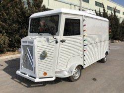 Uso 2019 dell'ospite Gourmet Mobile Van Vintage Bus