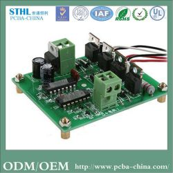 Carte de circuit imprimé de haute qualité de l'ONDULEUR Récepteur audio Bluetooth Carte PCB PCB Flex rigide