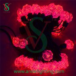 Boule de cristal de lumière Diamond chaîne chaîne décoration lumière d'éclairage