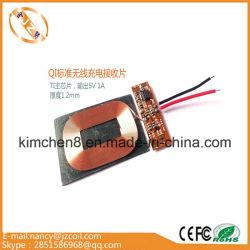 Le Qi du chargeur de module du récepteur sans fil standard