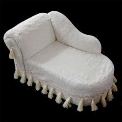 Mobília de sofá cama reclinável para móveis de tecido para animais pequenos (SF-31)